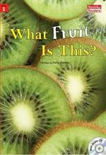 도서 이미지 - [오디오북] What Fruit is This?