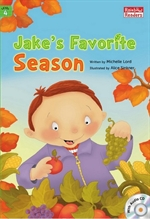 도서 이미지 - [오디오북] 'Jake's Favorite Season'