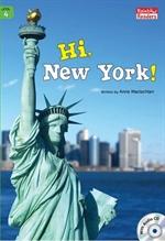 도서 이미지 - [오디오북] Hi, New York!