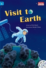 도서 이미지 - [오디오북] Visit to Earth