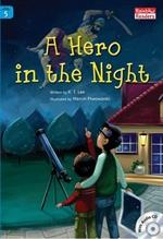 도서 이미지 - [오디오북] A Hero in the Night