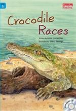 도서 이미지 - [오디오북] Crocodile Races