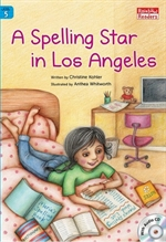 도서 이미지 - [오디오북] A Spelling Star in Los Angeles