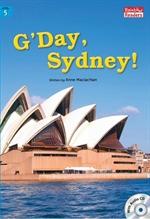 도서 이미지 - [오디오북] G'Day, Sydney!