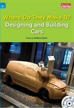 도서 이미지 - [오디오북] Where Do They Make it Designing and Building Cars