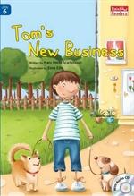 도서 이미지 - [오디오북] Tom's New Business
