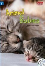 도서 이미지 - [오디오북] Animal Babies