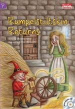 도서 이미지 - [오디오북] Rumpelstiltskin Returns