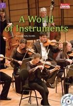 도서 이미지 - [오디오북] A World of Instruments