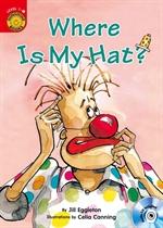 도서 이미지 - [오디오북] Where Is My Hat?