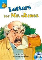 도서 이미지 - [오디오북] Letters for Mr. James