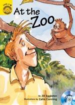 도서 이미지 - [오디오북] At the Zoo (Jill Eggleton)