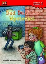 도서 이미지 - [오디오북] Bad Business Mysteries