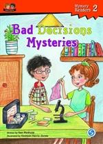 도서 이미지 - [오디오북] Bad Decisions Mysteries