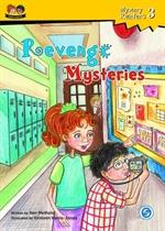 도서 이미지 - [오디오북] Revenge Mysteries