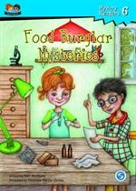 도서 이미지 - [오디오북] Food Burglar Mysteries