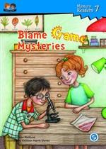 도서 이미지 - [오디오북] Blame Game Mysteries