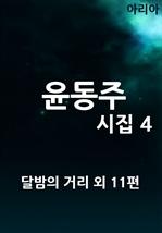 도서 이미지 - 윤동주 시집 4