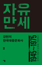 도서 이미지 - 강헌의 한국대중문화사