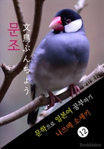 도서 이미지 - 문조 (文鳥 ぶんちょう) 〈나쓰메 소세키〉 문학으로 일본어 공부하기