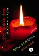 도서 이미지 - 붉은 촛불과 인어 (赤いろうそくと人魚) 〈오가와 미메이〉 문학으로 일본어 공부하기!