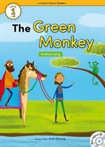 도서 이미지 - ECR Lv.1_16 : The Green Monkey