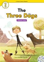 도서 이미지 - ECR Lv.2_15 : The Three Dogs