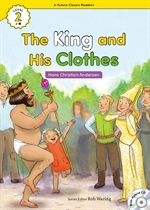 도서 이미지 - ECR Lv.2_17 : The King and His Clothes