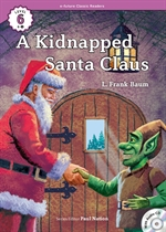 도서 이미지 - ECR Lv.6_09 : A Kidnapped Santa Claus