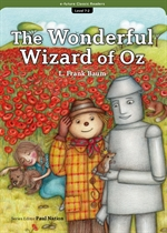 도서 이미지 - ECR Lv.7_02 : The Wonderful Wizard of Oz