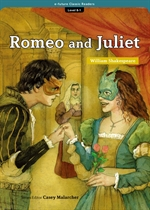 도서 이미지 - ECR Lv.8_01 : Romeo and Juliet