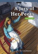 도서 이미지 - ECR Lv.9_10 : A Jury of Her Peers