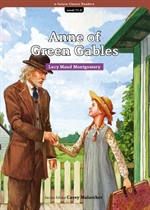 도서 이미지 - ECR Lv.11_03 : Anne of Green Gables