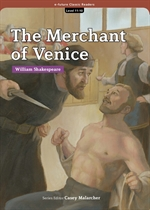 도서 이미지 - ECR Lv.11_10 : The Merchant of Venice