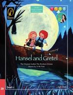 도서 이미지 - [오디오북] Hansel and Gretel