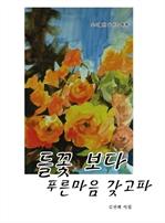 도서 이미지 - 들꽃보다 푸른마음 갖고파