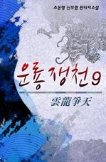 도서 이미지 - 운룡쟁천