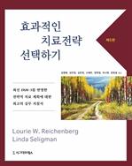 도서 이미지 - 효과적인 치료전략 선택하기 (제5판)