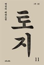 도서 이미지 - 토지 11: 박경리 대하소설