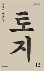 도서 이미지 - 토지 12: 박경리 대하소설