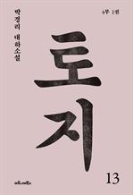 도서 이미지 - 토지 13: 박경리 대하소설