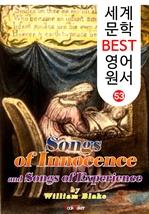 도서 이미지 - 순수와 경험의 노래 (세계 문학 BEST 영어 원서 53)