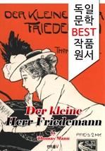 도서 이미지 - 난쟁이 프리데만씨 Der kleine Herr Friedemann (독일 문학 BEST 작품 원서 읽기!)