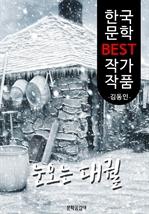 도서 이미지 - 눈 오는 대궐(大闕); 김동인 (한국 문학 BEST 작가 작품)