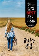 도서 이미지 - 금 따는 콩밭 ; 김유정 (한국 문학 BEST 작가 작품)