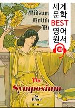 도서 이미지 - 향연 Symposium (세계 문학 BEST 영어 원서 151) - 원어민 음성 낭독!