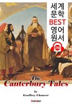도서 이미지 - 캔터베리 이야기 The Canterbury Tales (세계 문학 BEST 영어 원서 218) - 원어민 음성 낭독!