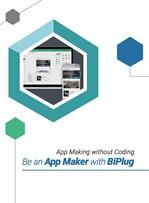 도서 이미지 - Be an App Maker with BiPlug