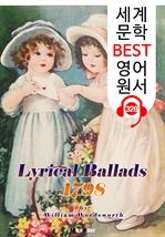 도서 이미지 - 서정 가요집 Lyrical Ballads 1798 (세계 문학 BEST 영어 원서 328) - 원어민 음성 낭독