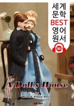 도서 이미지 - 인형의 집 A Doll's House (세계 문학 BEST 영어 원서 351) - 원어민 음성 낭독